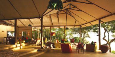 Rubondo Island Camp, Lounge