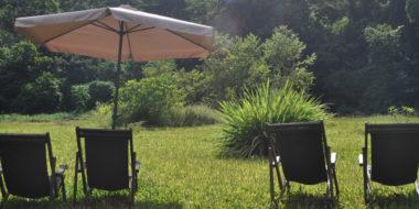Udzungwa Forest Tented Camp, Sitzgelegenheiten