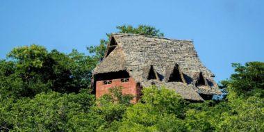 Sable Mountain Lodge, Haus mit Ausblick